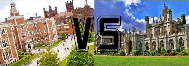Newcastle University, University of Cambridge