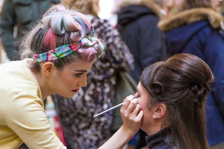 Beauty Salon - Pop up Parlour